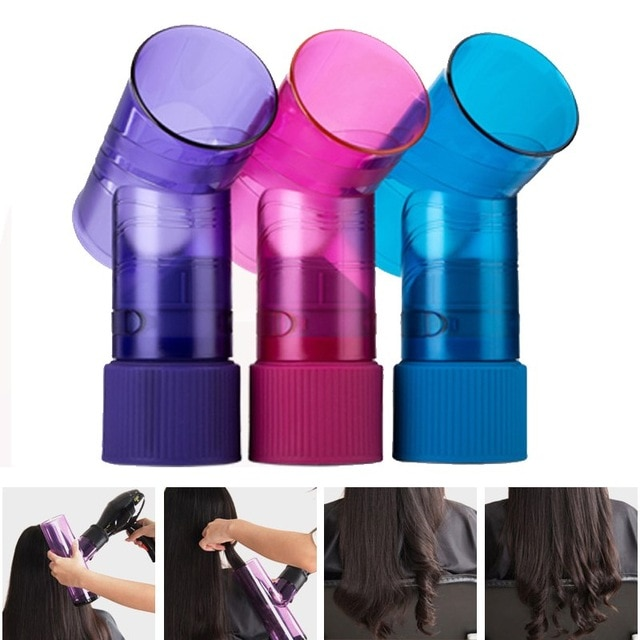 2 in 1 Hair Curler and Dryer